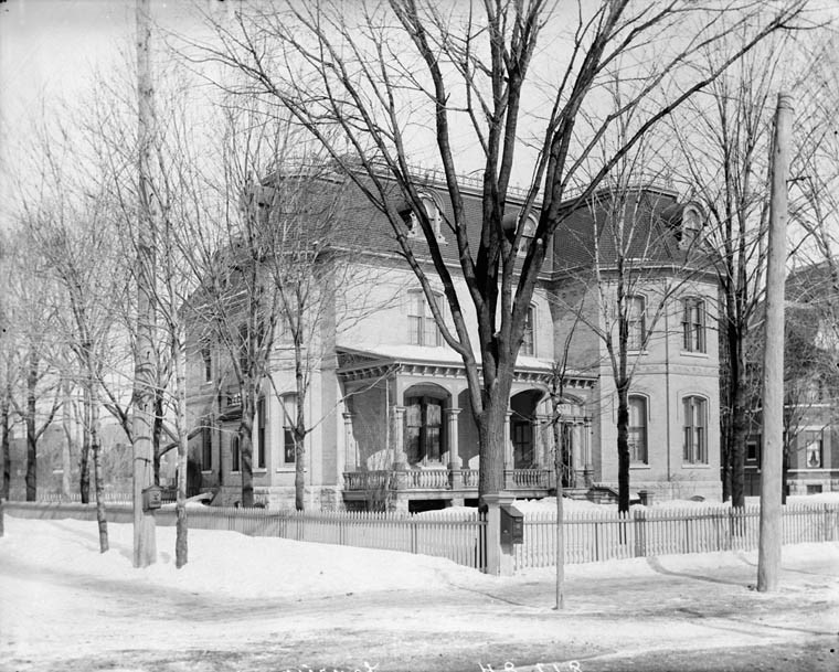 History of Sandy Hill