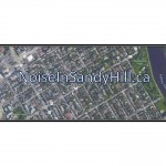 'Noise In Sandy Hill' Website