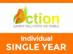 Individual Member – Single Year