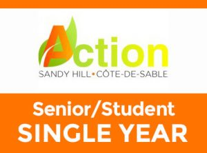 Senior/Student – One Year